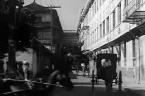 Manila in the 1930's (Video)