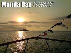 Manila Bay Sunset - WazzupManila.com