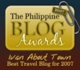 Philippine Blog Awards - WazzupManila.com