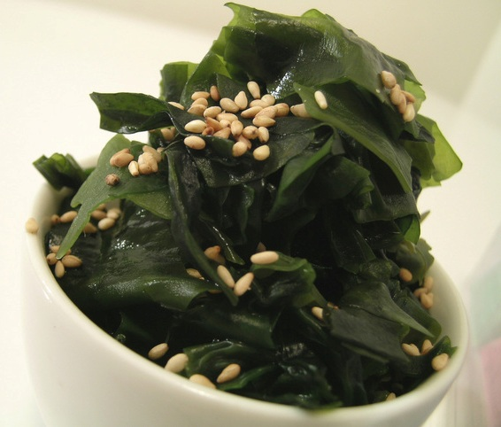 Rice and Flour Alternative: Seaweed Pan de Sal
