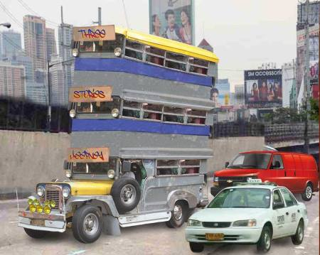 Philippines Traffic Solution
