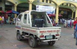 Manila Quiapo police k-9 unit