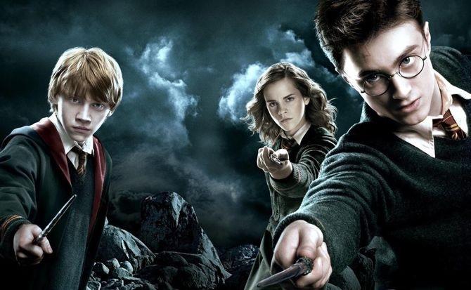 Harry Potter at SM IMAX