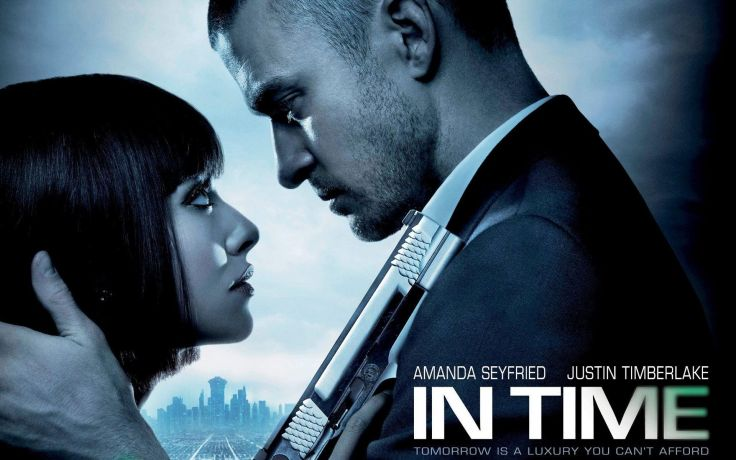"Justin Timberlake ""In Time"" For Gripping Action"