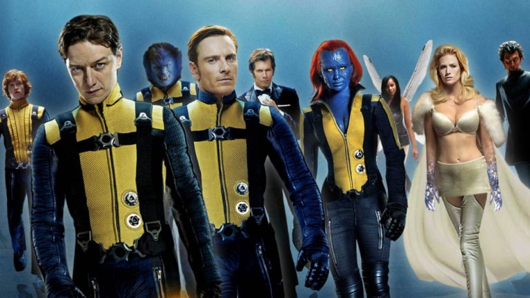 X – MEN: FIRST CLASS