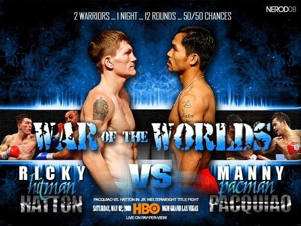 Pacquiao Easily Dominates Hatton