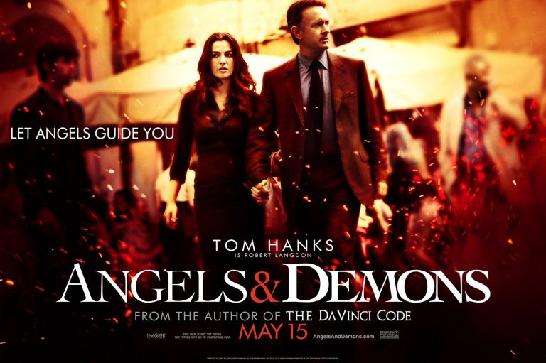 ANGELS & DEMONS: RATED R-13 & SHOWING AT SM CINEMAS STARTING MAY 15