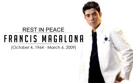 Francis Magalona (1964 ~ 2009)